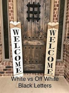 Rustic, Wood, Welcome, Sign, Vertical, Wooden, Welcome, Sign