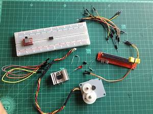 Stepper, Motor, Speed, Control, With, A, 555, Timer