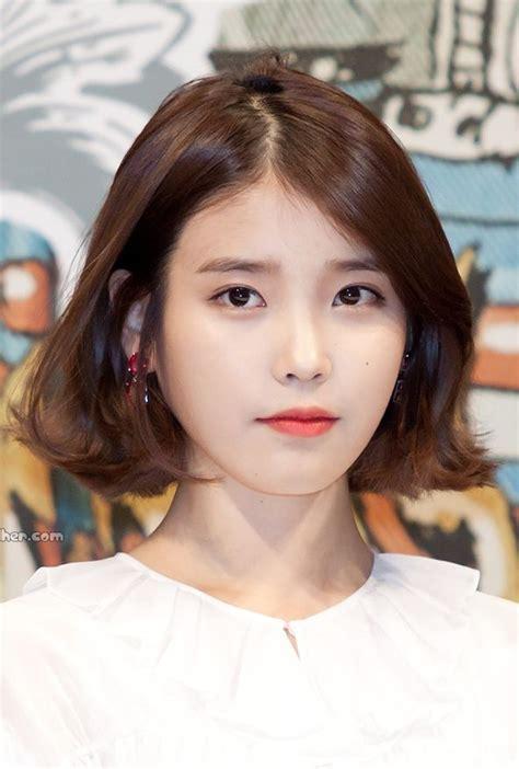 short hairstyle korean girl korean short lob bob h a i r s t y l e s pinterest