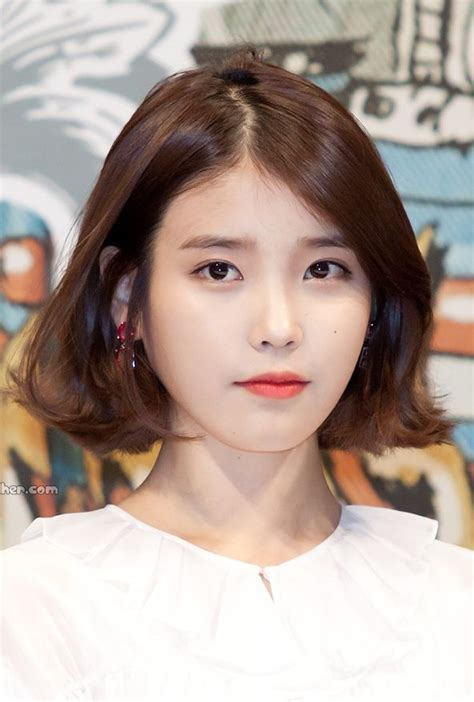 HD wallpapers short hair korean perm