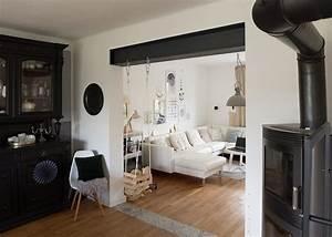 Wohnzimmer Decke Verkleiden : der wanddurchbruch der tragenden wand zwischen wohnzimmer und esszimmer war eine kleine ~ Watch28wear.com Haus und Dekorationen