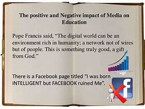 positive impact of media on society