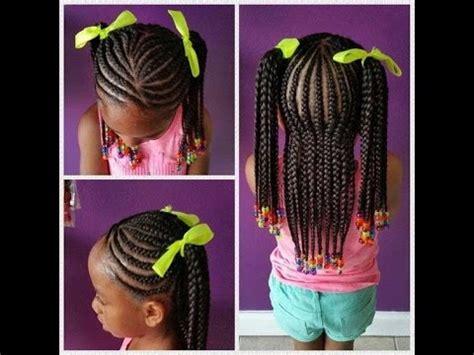 Kid Braid Black Hairstyles braids hairstyles for black