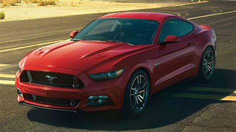 2015 Ford Mustang Fuel Economy Figures Released