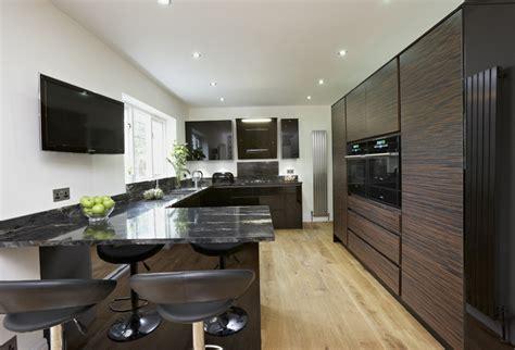 contemporary kitchen designers  sheffield