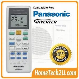 Panasonic Econavi Inverter Air Con  End 10  17  2018 12 15 Am
