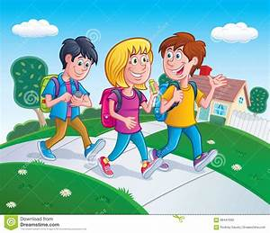 Kids walking to a us map clipart - BBCpersian7 collections
