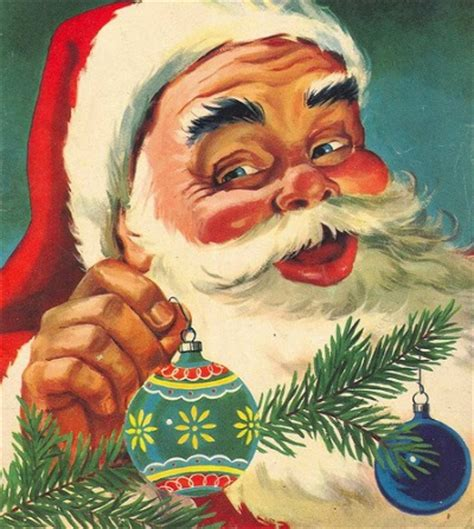 vintage santa claus oh by the way vintage santa claus