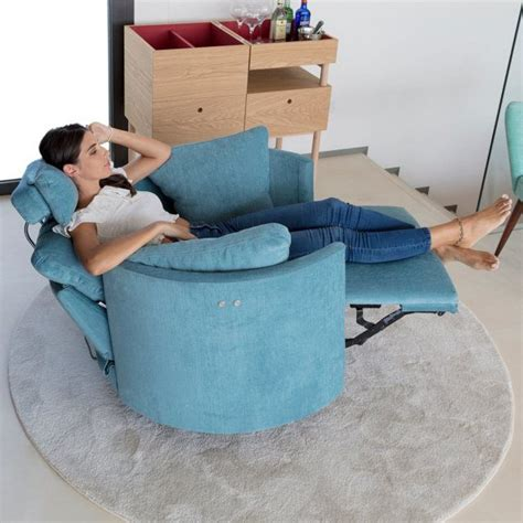 fama moonrise fabric power recliner armchair    images