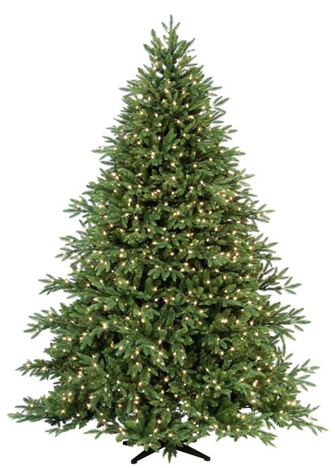carolina fir prelit tree christmas lights etc