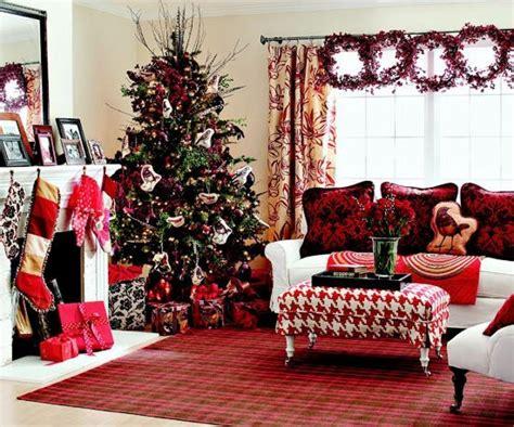 Christmas Ornats For Small Living Room Christmasornats