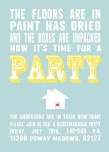 Geschenke Zur Hauseinweihungsparty : housewarming party invitation burlap house jutetuch ~ Lizthompson.info Haus und Dekorationen
