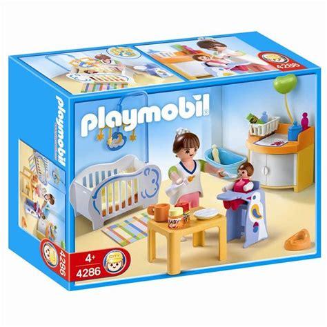 univers chambre bébé playmobil 4286 chambre de bébé achat vente univers