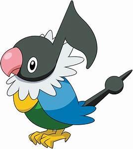 Chatot Pokémon Wiki Fandom Powered By Wikia