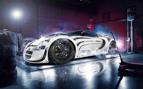 Bugatti Veyron Super Car Wallpapers