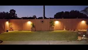 Diy pvc led landscape lights shine lighting