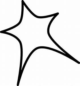 Star Sign Outline Clip Art at Clker.com - vector clip art ...
