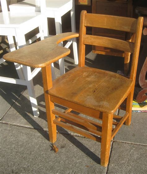 Vintage School Desk And Chair by Uhuru Furniture Collectibles Sold School Desk Chair