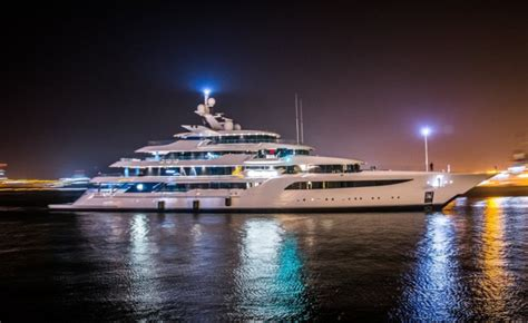 Masseuse Salary by The 92m Feadship Royal Currently Undergoing