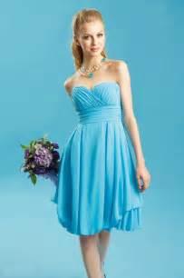 blue bridesmaids dresses aqua blue bridesmaid dresses for wedding cherry