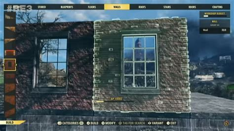 building plans recipes fallout 76 guide vgu