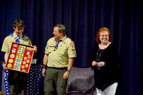 Shawn Winn earns Eagle Scout rank - Shelby County Reporter ...