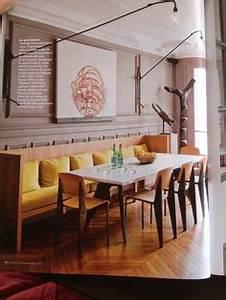 decoration salle a manger 6 photos pour s39inspirer un With salle À manger contemporaineavec acheter une chaise