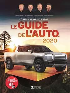 Livre Guide De L U0026 39 Auto 2020