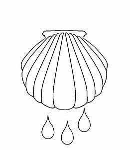 Baptism Symbols Coloring Pages Murderthestout