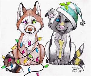 Merry Christmas gifts by NatsumeWolf on DeviantArt