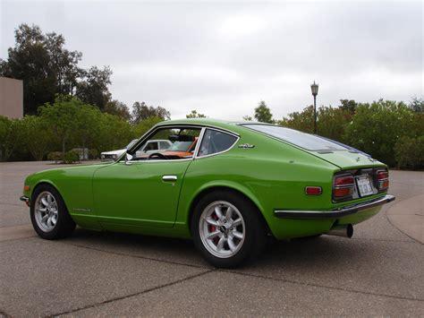 Datsun Garage by 1970 Datsun 240z Z Car Garage San Jose Ca Us 2612