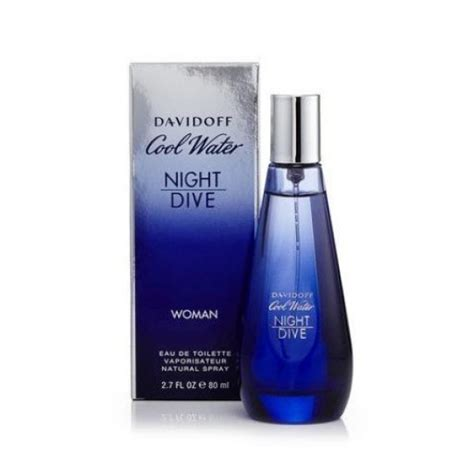 Davidoff Cool Water Dive - davidoff cool water dive for 80ml