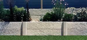 Two-tier garden limestone wall - Retaining Perth