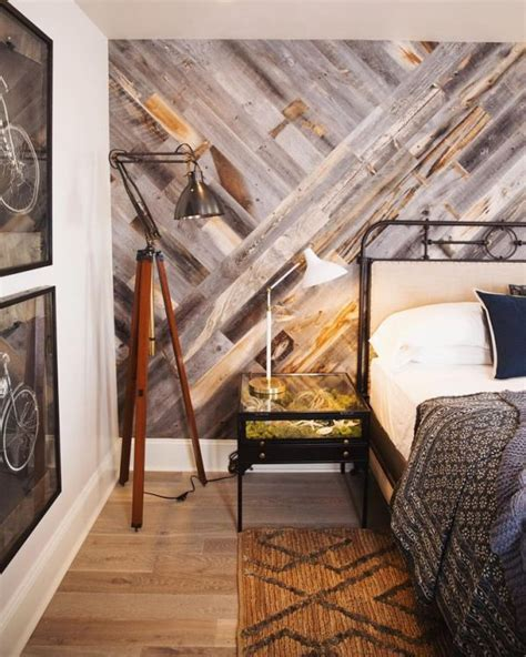 10 Fantastic wood on wall designs   Little Piece Of Me