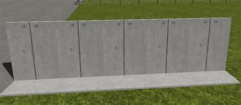 wall ls for ls 2013 silo wand v 1 0 objekte mod f 252 r landwirtschafts simulator 2013