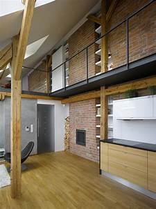 Small Attic Loft Apartment In Prague