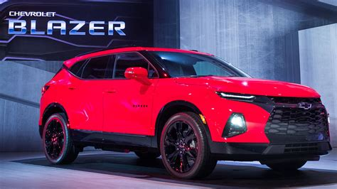 stylish  chevrolet blazer preview consumer reports