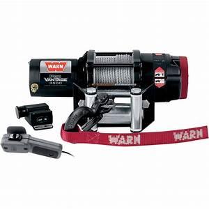 Warn Provantage 3500 Winch - Winches - Accessories