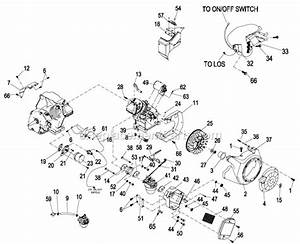 Generac 005747-0 Parts List And Diagram