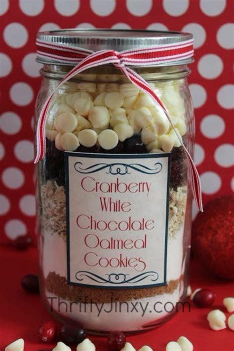 mason jar cookie recipes