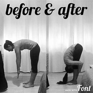 BEFORE AND AFTER STRETCHING – Elle Fit Active