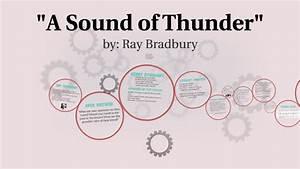 33 A Sound Of Thunder Plot Diagram