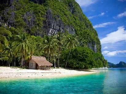 Philippines Palawan Scenery Nido El Bacuit Bay