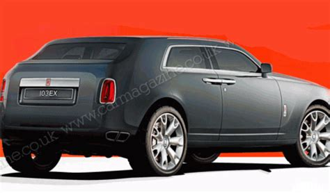 Rolls Royce Hits With A Coupe And Suv Concept…