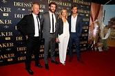 The Hemsworth Family at The Dressmaker Australian Premiere ...