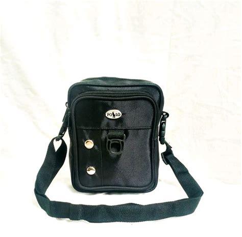 jual tas selempang santai cowo tas kecil gadget sling bag pria di lapak iconic shop iconic shop