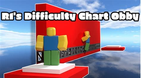donation board rs difficulty chart obby roblox