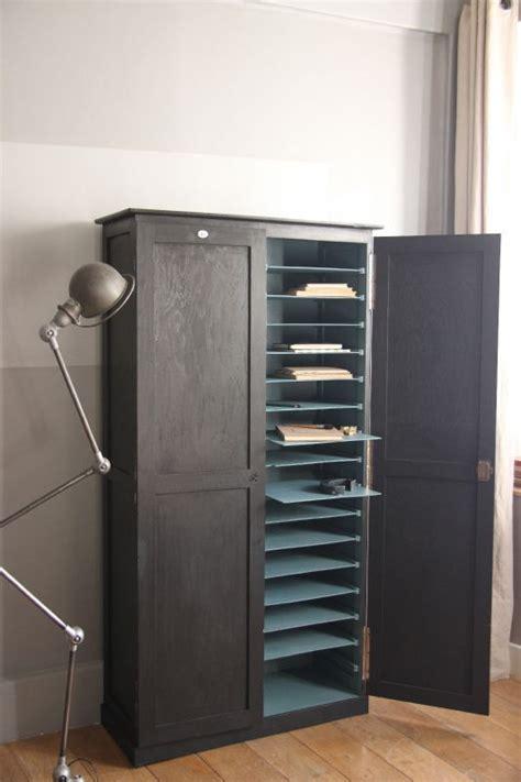 meuble de rangement de bureau pour papiers maison design