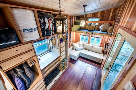 Engineer Couple Designs Incredible Off-Grid Tiny Home