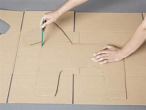 Fabriquer Un Personnage En Carton : fabriquer une pi ata licorne en carton ~ Zukunftsfamilie.com Idées de Décoration